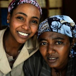 Ethiopia portrait women addis ababa