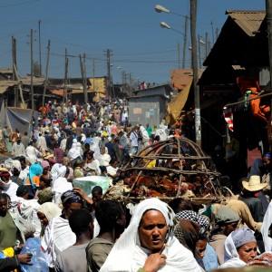 Addis ababa merkato