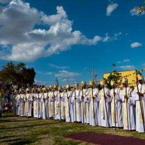 HOSAINA CELEBRATION AKSUM ETHIOPIA