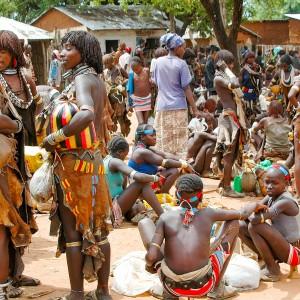 Hamer tribe omo Ethiopia