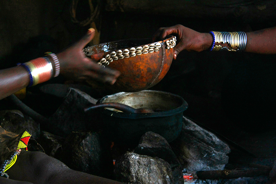hamer share ethiopia tribe omo