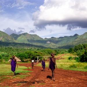surma mountains ethiopia