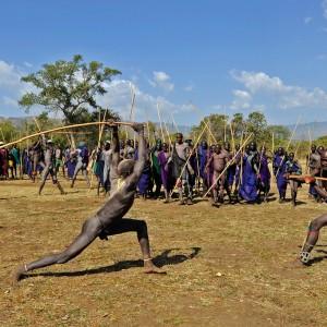 Della Palma donga surma ethiopia