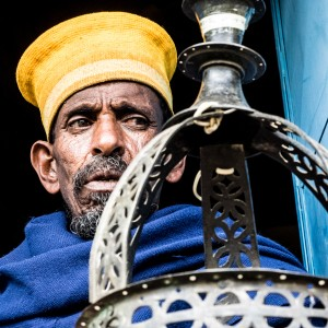 ethiopian orthodox priest