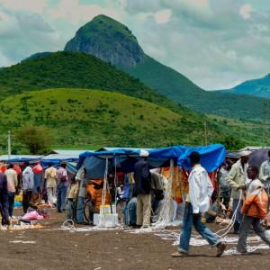 Bale market national park ethiopia