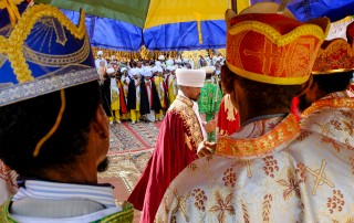 ETHIOPIA ORTHODOX CHURCH CELEBRATION