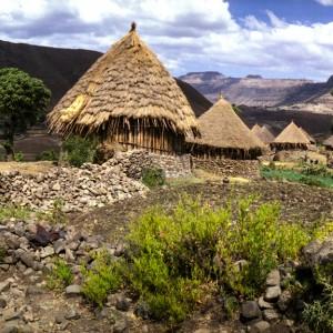ethiopia higland village