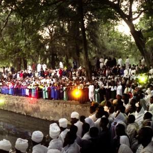Gondar timket celebration ethiopia