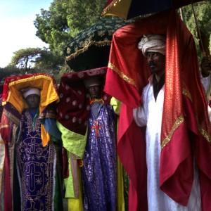 timket procession gondar ethiopia