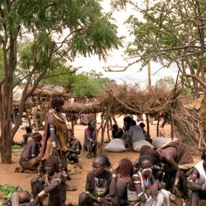 hamer market ethiopia