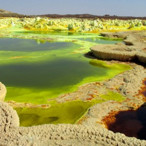 Dallol, la collina incantata