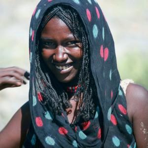 Afar tribe danakil ethiopia