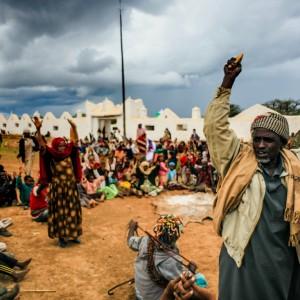 Shieck husein etiopia pellegrinaggio