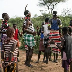 hamer evangadi etiopia celebrazione
