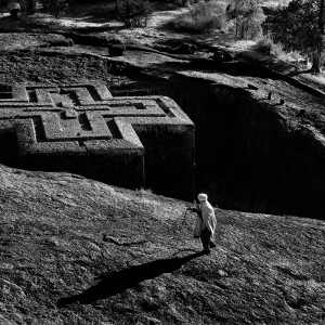 Lalibela saint george rock church