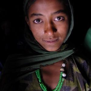 amhara girl ethiopia